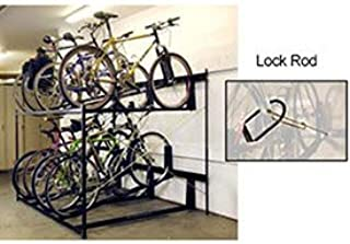 product image for 8-Bike Rack Double Decker, Locking