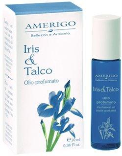 IRIS& TALCO - Olio Profumato - 10ml AMERIGO