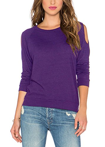 Purple Ladies Shirt - 3