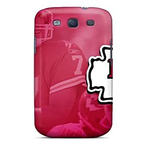 High Quality Kansas City Chiefs Case For Galaxy S3 / Perfect Case