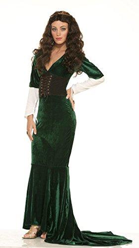 Womens Sexy Renaissance Dress Costume Standard Size 6-14