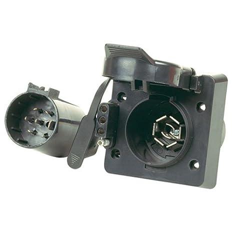 amazon com hopkins 40955 multi tow t connector wiring kit automotive rh amazon com curt t connector wiring kit T-Connector Conductor