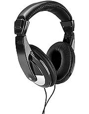 SkyTec SH120 Koptelefoon Headset Over Ear voor Muziek, Instrumenten, DJ's