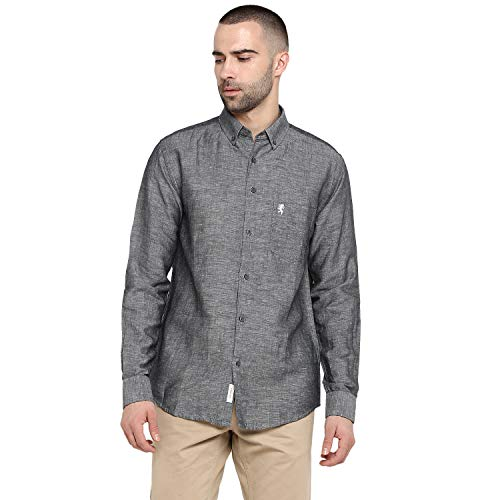 Red Tape Men's Classic Fit Casual Shirt