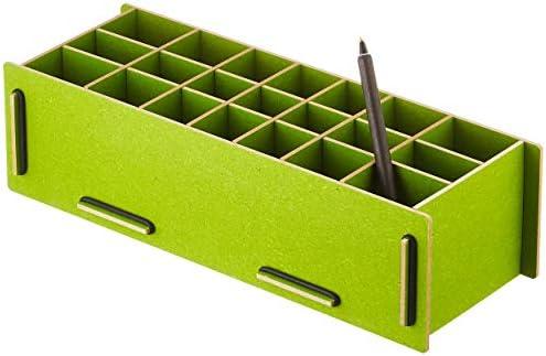 Werkhaus Stiftebox XL, grasgrün, 515 g