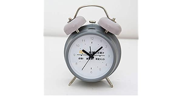 Amazon.es: YLAXX Reloj Despertador Digital, Reloj Despertador ...