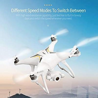 fghfhfgjdfj JJR / C X6 GPS Drone Drone sin escobillas Profesional ...