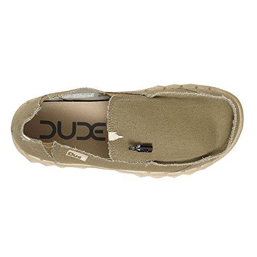 Dude - Zapatillas para hombre , color Verde, talla