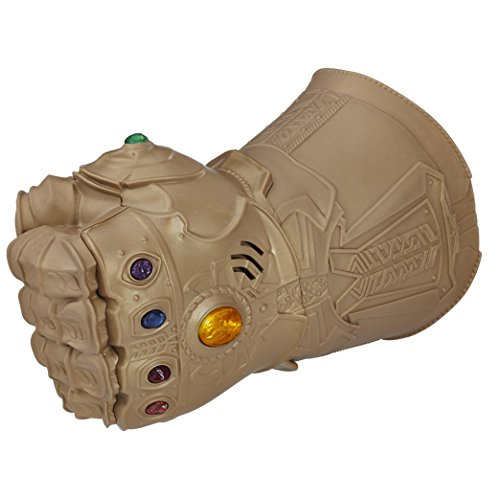 Marvel Infinity War Infinity Gauntlet Electronic Fist]()
