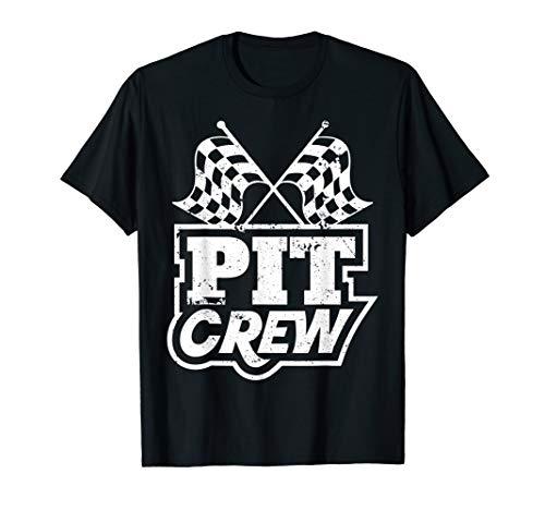 Pit Crew Raing Shirt, Racing T-Shirt, Race Car Tee
