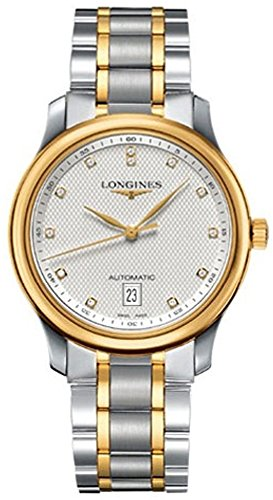Longines Master Collection Mens Watch L2.628.5.77.7