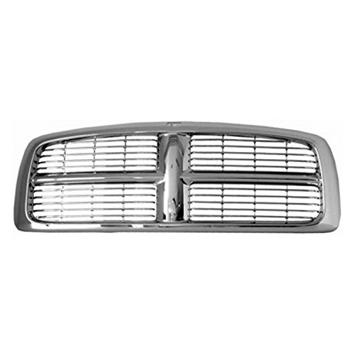 CPP Chrome Grille Assembly for Dodge Ram ()