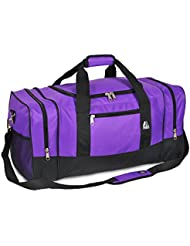 Luggage Sporty Gear Bag - Large, Dark Purple, One Size