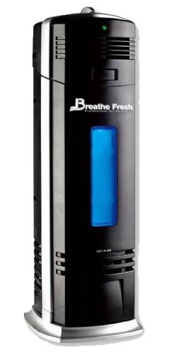 Breathe Fresh Air Purifier Permanent Filter Ionic Pro Cleaner ozone Uv-c...