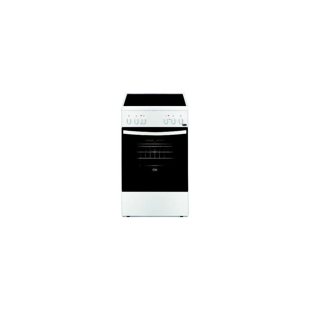 Faure FCV549G1WA Cocina con vitrocerámica y horno: Amazon.es ...