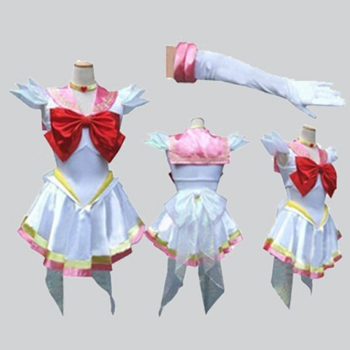 Cosplaydaddy Sailor Chibi Moon Cosplay Costume