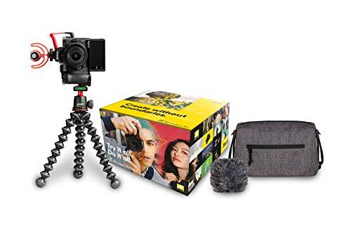 Nikon Z50 Creator's Kit, Black