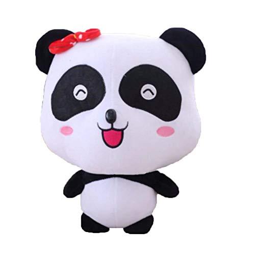 JIDLU BabyBus Cute Panda Plush Toys Hobbies Cartoon Panda Stuffed Toy Dolls for Children Boys Baby Birthday 35cm