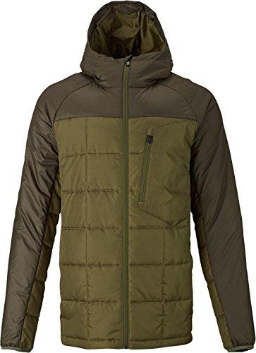 Burton Men's AK NH Insulator Jacket, Jungle/Fir, - Jacket Burton Lightweight Fleece Ak