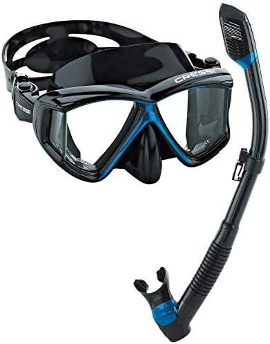 Cressi Panoramic Wide View Snorkel product image