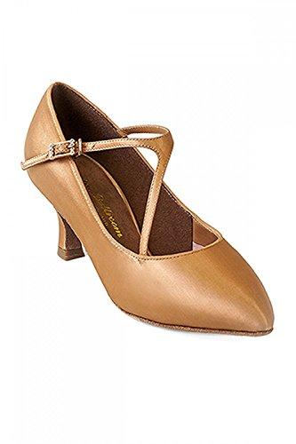 Electric Ballroom Iris Ladies' Ballroom shoes Tan UxmsKfV