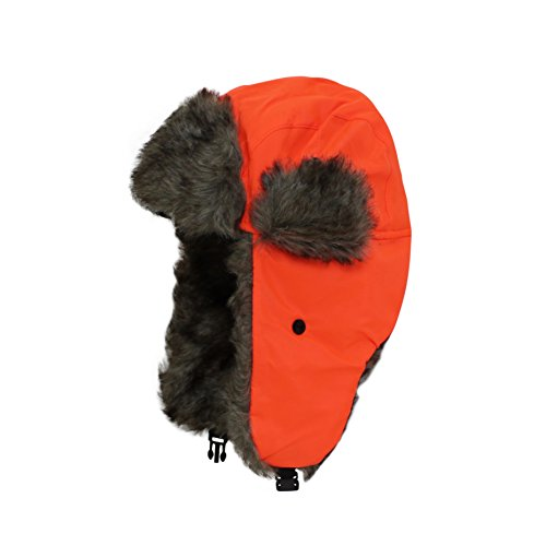 f270293a07d Iconikal Trapper Hat - Hunter Orange available in the UAE