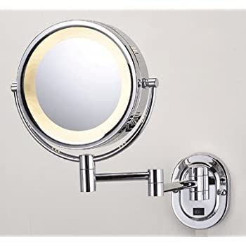 Amazon Com 10 Quot Polished Chrome Finish Surround Light