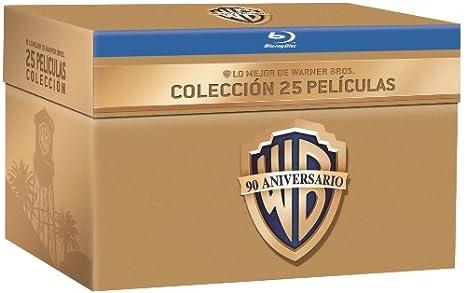 Pack: 90 Aniversario Warner Bros [Blu-ray]: Amazon.es: Vv.Aa., Vv ...