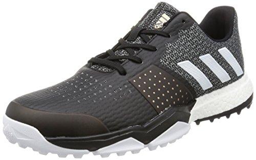 Adidas adipower Sport Boost 3Golf Schuhe, Herren mehrfarbig (schwarz / weiß)