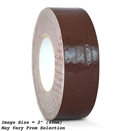 (WOD CDT-36 Advanced Strength Industrial Grade Burgundy Duct Tape, Waterproof, UV Resistant For Crafts & Home Improvement (Available in Multiple Sizes & Colors): 2 in. x 60 yds. (Pack of 1) )