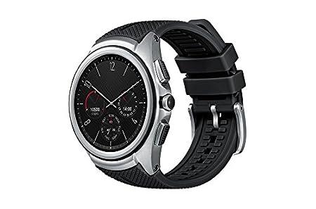 LG Urbane 2 Reloj Inteligente Negro, Metálico P-OLED 3,51 cm (1.38 ...