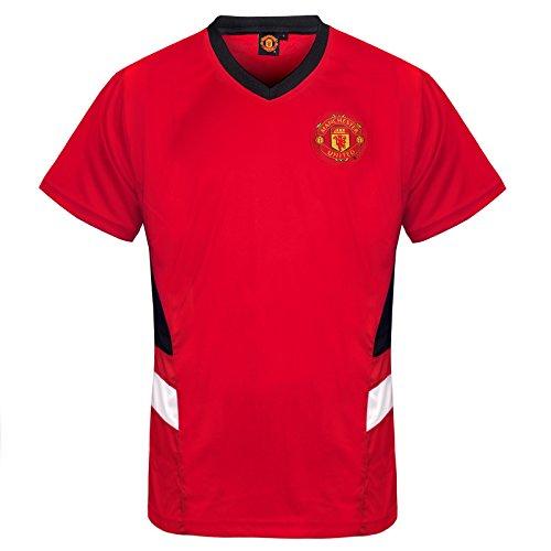 Manchester United FC - Camiseta oficial de entrenamiento - Para ...