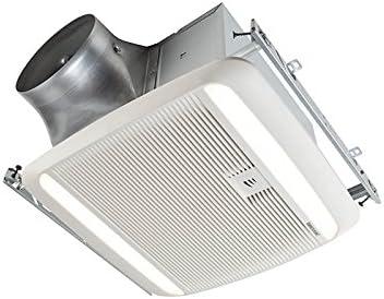 Broan-NuTone ZB110HL1 ULTRAGREEN 110CFM Multi Speed Humidity Sensing Fan LED