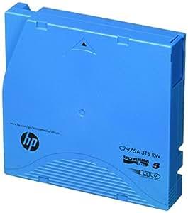 HP C7975AN - Cartucho LTO5 Ultrium de datos (3 TB, RW)