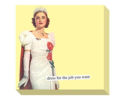 Anne Taintor Sticky Notes - Job You Want