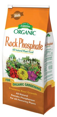 Organic Rock Phosphate All Natural Plant Food (Rock Phosphate Fertilizer)