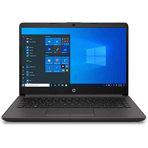 """HP 240 G8 - Ordenador portátil de 14"""" FullHD (Intel Celeron N4020, 8GB RAM, 128GB SSD, Windows 10 Home) Negro - Teclado QWERTY Español a buen precio"""