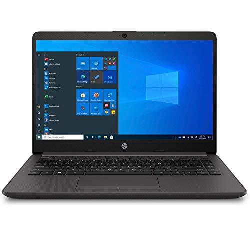 """HP 240 G8 – Ordenador portátil de 14"""" HD (Intel Celeron N4020, 8GB RAM, 128GB SSD, Windows 10 Home) Negro – Teclado…"""