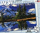 Great American Puzzle Factory Mount Rainier 600 Piece Puzzle
