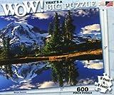 Great American Puzzle Factory Mount Rainier 600 Piece Puzzle