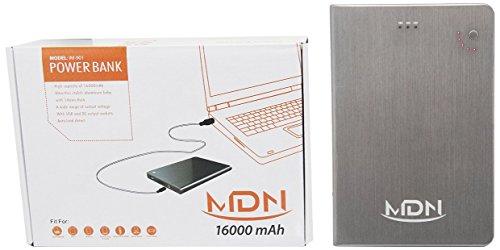 MDNA IM901 MultiJuicer Multi-Voltage (5V 12V 16V 19V) External Battery Charger by MDNA
