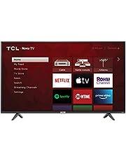 "$318 » TCL 55"" Class 4-Series 4K UHD HDR Smart Roku TV – 55S435"