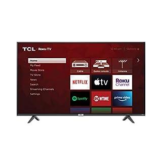 """TCL 4K Smart LED TV, 50"""" (50S435)"""