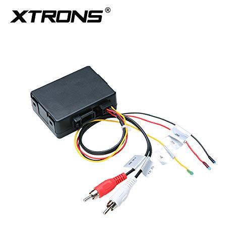 (XTRONS Optical Fiber Decoder Box Adapter for BMW E39 E46 E53 E90 E91 E92 E93 )