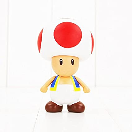 Buy Getail 11 Cm Mushroom From Super Mario Bros Toy Figure
