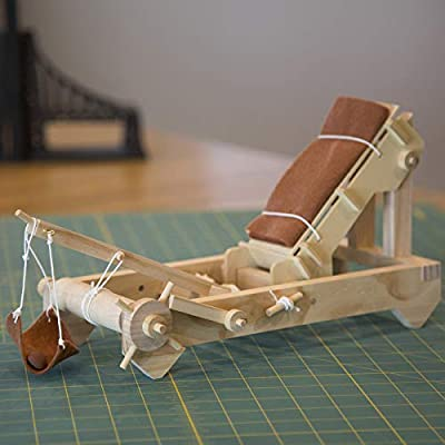 Fat Brain Toys Make A Onager Kit - DIY Real Working Onager: Toys & Games