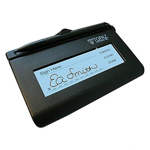 Pad de assinatura Topaz/T- 460
