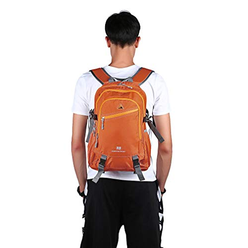 YTYC Outdoor Waterproof Mountaineering Backpack Multifunctional Travelling Bag by YTYC (Image #3)