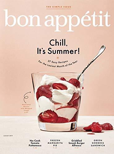 Bon Appétit Magazine (Go Go Gourmet Chef Of The Year)