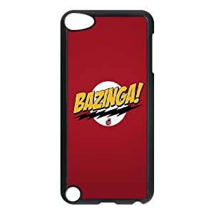The Big Bang Theory Bazinga iPod Touch 5 Case Black Tribute gift PXR006-7633648